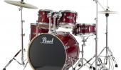 Pearl EXL705SP/CA#246 Export EXL Drum Set with Hardware