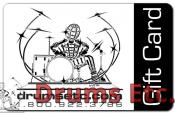 Drums Etc. Gift Card