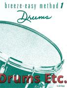 BREEZE-EASY METHOD FOR DRUMS: Book 1 (Book)