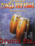 AUTHENTIC CONGA RHYTHMS (Revised) (Book)