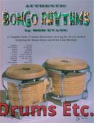 AUTHENTIC BONGO RHYTHMS (Revised) (Book)