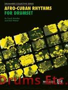 AFRO-CUBAN RHYTHMS FOR DRUMSET (Book)