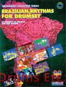 BRAZILIAN RHYTHMS FOR DRUMSET (Book)