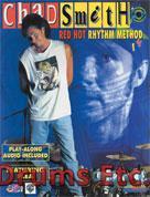 CHAD SMITH: Red Hot Rhythm Method (Book/CD)