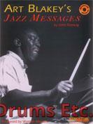 ART BLAKEY: Jazz Messages (Book)