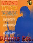 BEYOND BOP DRUMMING (Book)