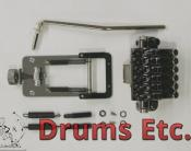 Ibanez  ZR 1.1 Tremolo Set w/ ZPS2- Cosmo Black 2TRX1AB001