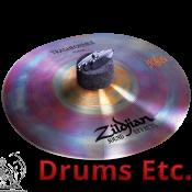 """10"""" Zildjian ZXT Series Trashformer Cymbal ZXT10TRF"""