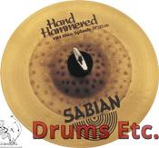 "10"" Sabian Hand Hammered Duo Splash"