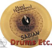 "10"" Sabian Hand Hammered Duo Splash"