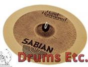"16"" Sabian Hand Hammered Duo Crash"