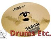 """20"""" Sabian Hand Hammered Jazz Ride"""