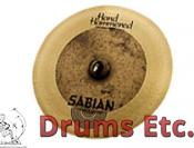 "20"" Sabian Hand Hammered Duo Ride"