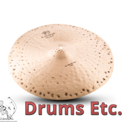 "20"" Zildjian K Constantinople Series Medium Thin Ride Low Cymbal K1113"