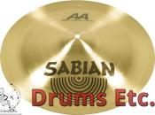 "12"" Sabian AA Mini Chinese"