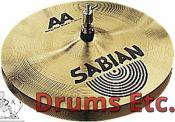 "13"" Sabian AA Regular Hi-Hats - Pair"