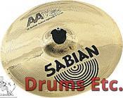 """13"""" Sabian AA El Sabor Salsa Splash"""