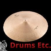"22"" Zildjian K Constantinople Series Medium Thin Ride High Cymbal K1121"