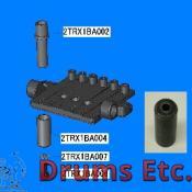 Ibanez Arm Socket Cover for Ibanez ZR/ZR7 (2TRX1BA004)