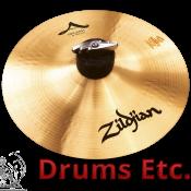 "8"" A Zildjian Series Splash Cymbal A0210"