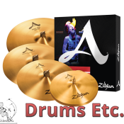 A Zildjian Sweet Ride Cymbal Pack Box Set A391 *