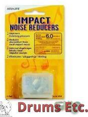 Acu-Life Impact Noise Reducers 6 Decibels (Pair) #400710