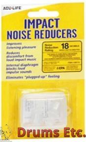 Acu-Life Impact Noise Reducers 18 Decibels (Pair) #400710
