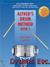 ALFREDS DRUM METHOD BOOK 1 (Book)