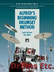 ALFREDS BEGINNING DRUMSET METHOD (Book/CD)