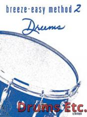 Breeze-Easy Method For Drums, Book II (Book)