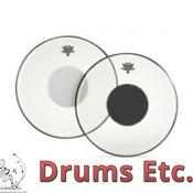 Remo Controlled Sound Clear Drumheads