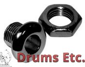 Cannon Black Chrome Deluxe Air Hole AH1