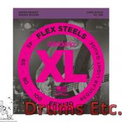 D'Addario EFX170 reg. light 45.-100. Long Scale Electric Bass Strings