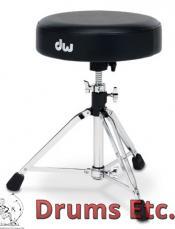 Drum Workshop 9000 Series Extra Heavy Duty Round Throne DWCP9100M
