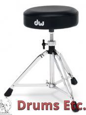 Drum Workshop 5000 Series Heavy Duty Round Throne DWCP5100