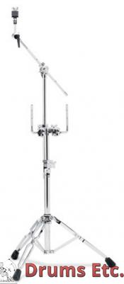 Drum Workshop 9000 Series Heavy Duty Double Tom/ Cymbal Stand DWCP9934