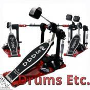 Drum Workshop 5000 Series Heelless Bass Drum Pedals