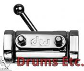 Drum Workshop 3 Position Butt Plate DWSM2158