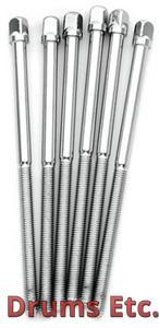 Drum Workshop Chrome Tension Rods DWSM375C