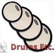 Drum Workshop Deadhead Pad 4 Pc. Set DWSMPADHS4
