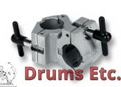 "Drum Workshop 1.5"" - 1.5"" Rack Clamp DWSMRKC1515"