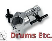 """Drum Workshop 1.5"""" - 1.5"""" Rack Clamp w/ Drum Key Screw DWSMRKC15K"""