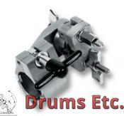 """Drum Workshop 1.5"""" - V Angle Stacker Clamp DWSMRKC15SV"""