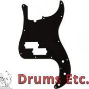 Fender Precision Bass Pickguard: Black 099-1352-000 RU