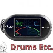 Fender Clip-On Chromatic Tuner RU