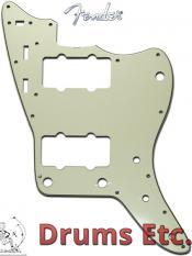 Fender Jazzmaster Pickguard: Mint Green 005-2692-000