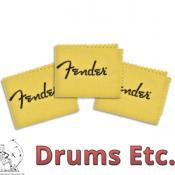 Fender Polish Cloth 3 Pack RU