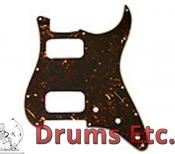 Fender Stratocaster Pickguard: 11 Hole (Modern) Tortoise Shell 099-1372-000