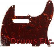 Fender Telecaster Pickguard: Assorted Tortoise Shell 099-2152-000