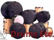 Humes & Berg Galaxy Padded Bass Drum Bags